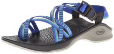 Amazon.com: Chaco Women's Updraft X2 Genweb-W Sandal: Shoes.  Color Stream Size 8.  On sale