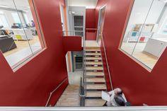 Vestre Kanalkai 20 (2014) – ARC arkitekter Stairs, Home Decor, Stairway, Decoration Home, Staircases, Room Decor, Stairways, Interior Design, Home Interiors
