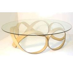 Infinity Squared Coffee Table By Jason Heap. FuNkY FUrNiTuRe!