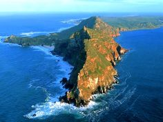 Cape Point - the very tip of Africa