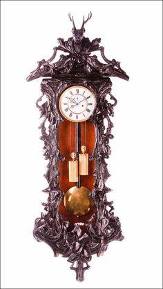 900 Ideeën Over Clocks In 2021 Antieke Klokken Antiek Klok