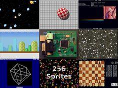 Gameduino brings glorious 8-bit arcade action to the Arduino