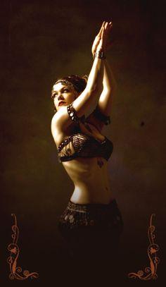 beautiful, beautiful, beautiful dancer - mira betz