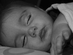 peaceful sleeping