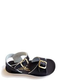 Sun-San Surfer Sandal in Brown