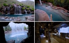Core77 / Insane $2 Million Naturalistic Feature-Packed Swimming Pool