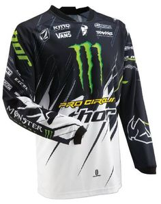 J&P Cycles is the largest aftermarket motorcycle store. Motocross Outfits, Thor Motocross, Monster Energy, Thor Mx, Sports Jersey Design, Jersey Designs, Harley Boots, Dirt Bike Gear, Motorcycle Jeans