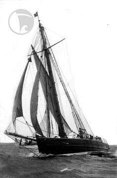 Kindly Light · National Historic Ships UK. Bristol Channel Pilot Cutter operating from Barry, South Wales.