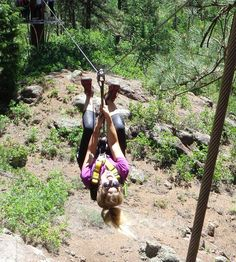 Review: Soaring Tree Top Adventure #Durango, CO @SoaringCO This is one of the top adventures without question