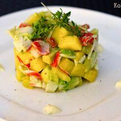 Koken met Jamie | Amuse van avocado & Hollandse garnalen - Koken met Jamie