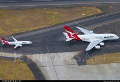 High quality photo of VH-VYC (CN: 33991) Qantas Boeing 737-838