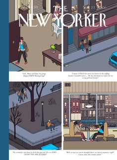 New Yorker cover 2006