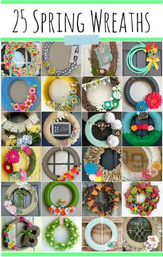 wreaths, spring, spring wreaths, burlap, jute, monogram, rosette