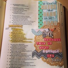 Bless the Lord Oh, my soul. Psalm 103. Original art- J. Meier