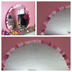 Fun And Simple Project That Helps Add Detail To Your Room For Free Cut Paint