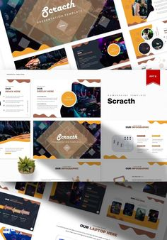 138 Best Business Powerpoint Templates Images Business