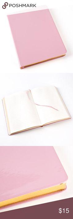 Large Sleek Gilded Edge Desert Rose Journal Large Sleek Gilded Edge Desert Rose Journal. 224 pages. Accessories