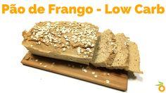 pão de frango low carb Veronica Laino