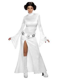 Star Wars Sexy Prinzessin Leia Kostüm