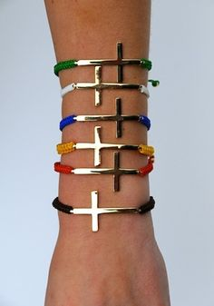 Love these bracelets from YT Clothing!