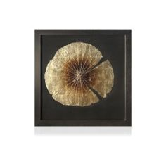 Take a look at the Lotus Leaf Artwork  at LuxDeco.com