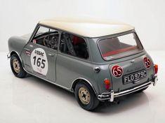 1964 Austin Mini Cooper S Rally ADO15 race racing classic cooper-s gf