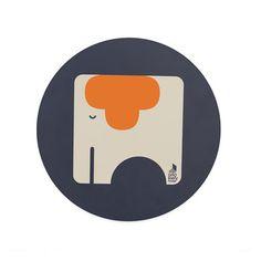 Orla Kiely - Serving Platter - Elephant