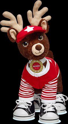 At Build-A-Bear Workshop, friendship is magic! Find them at Build-A-Bear today! Build A Bear Reindeer, Bear Gallery, Custom Teddy Bear, Cuddle Buddy, Online Gift Shop, Birthday List, Tigger, Cuddling, Personalized Gifts