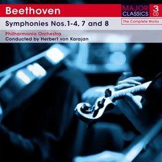 Beethoven - Symphonies No.S 1-4 7 8