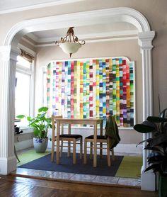 DIY-wall-art-paint-chips
