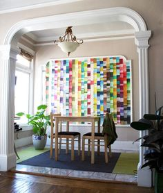 DIY-wall-art-paint-chips