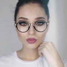 f9d3c7c89a3 Classy Designer Inspired Eyeglasses Vintage Retro Women Glasses Metal Frame   ebay  Fashion  women