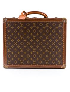 Louis Vuitton Briefcase from my new fav website obsession @TheRealReal