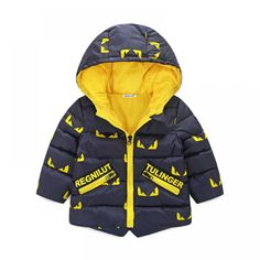 online shopping for Children Jackets Boys Stripe Winter Down Coat Baby Winter Coat Kids Warm Outerwear Hooded Coat from top store. See new offer for Children Jackets Boys Stripe Winter Down Coat Baby Winter Coat Kids Warm Outerwear Hooded Coat Kids Winter Jackets, Girls Winter Coats, Kids Coats, Warm Jackets, Winter Clothes, Outerwear Jackets, Kids Boy, Baby Boys, Baby Boy Outfits