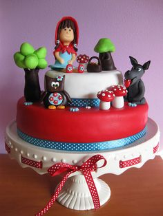 little red riding hood smash cakes | Recent Photos The Commons Getty Collection Galleries World Map App ...