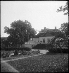 SLA-Schwarzenbach-A-5-17/177 Schweden, Ingarö: Herrenhof Beatalund, 1932.07 (Dokument)