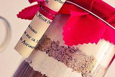 Brownie-Backmischung als Geschenk 1
