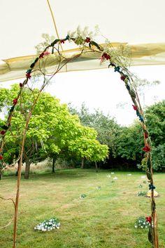 Handmade Pagan Wedding: Lucienne & Peter