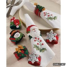 Christmas Table Decoration - Christmas Decorations