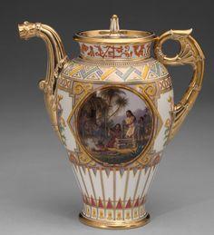 Sevres Empire Period Porcelain - Free Online Appraisals