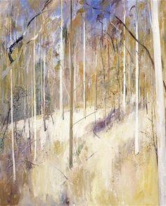 Arthur Merric Bloomfield Boyd - Hillside 1977 x cm) Australian Painting, Australian Artists, Abstract Landscape, Landscape Paintings, Abstract Paintings, Modern Art Artists, Arthur Boyd, Artwork Images, Impressionist Art