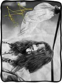Blanket Fleece Janis Joplin