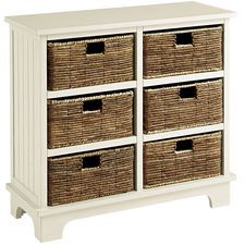 Holtom Double Chest - Antique White
