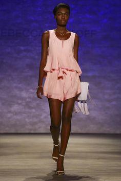 Rebecca Minkoff Ready To Wear Spring Summer 2015 New York