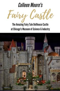 Like a dollhouse, only much more elegant and expensive. See Colleen Moore's Fairy Castle at MSI Chicago.