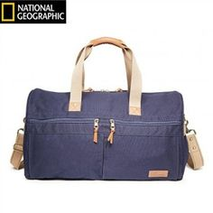 """The Travelpro Nat Geo Cape Town 21"""" Carry-On Duffel bag is made up of cavernous main compartment with rear zippered pocket is ideal for holding clothing, toiletries,electronics and more."""