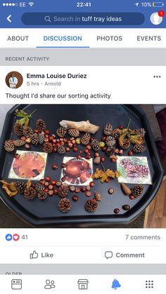 Forest School Activities, Fall Preschool Activities, Nursery Activities, Preschool Science, Classroom Activities, Toddler Activities, Autumn Eyfs, Hanukkah Crafts, Tree Study