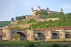 Würzburg, Festung Marienberg BY DE