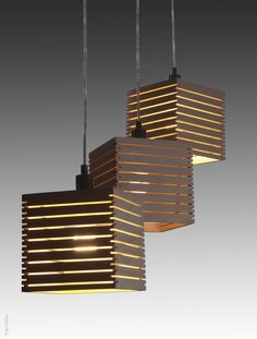 Duncan Meerding Lamps - sustainable lighting for your home by Tasmanian designer