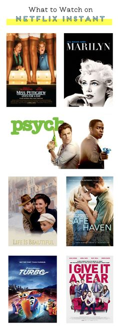 What to watch on Netflix Instant